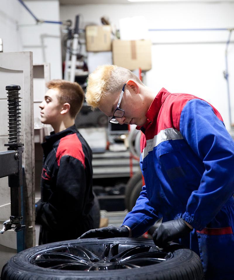 Traineeship mechanistric