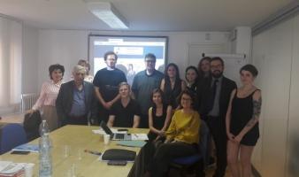 """""""We Welcome Work"""" KA2 Erasmus Plus final meeting"""