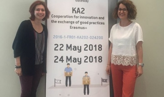 "KA2 Erasmus+ project ""THE EUROPEAN GATEWAY"" – 5th Transnational Meeting in Greece"