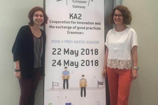 "KA2 Erasmus+ project ""THE EUROPEAN GATEWAY"" – 5th Transnational Meeting in Greece"