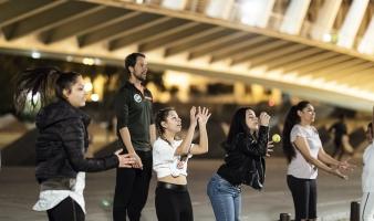 ESMOVIA Fit: Do sports and acquire social skills