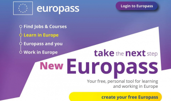 The European Commission launches the new version of Europass!
