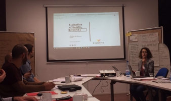 EVALUATION AND PROJECT PLANNING – MEETING FOR PARTNERS
