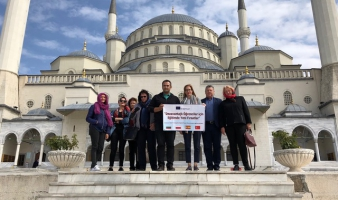 """Visiting Ankara for KA2 Erasmus project """"OPEN – Opportunities in the Puzzle of Ethnic Needs"""""""