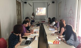 """WE WELCOME WORK"" – 2nd Transnational Meeting in Valencia"
