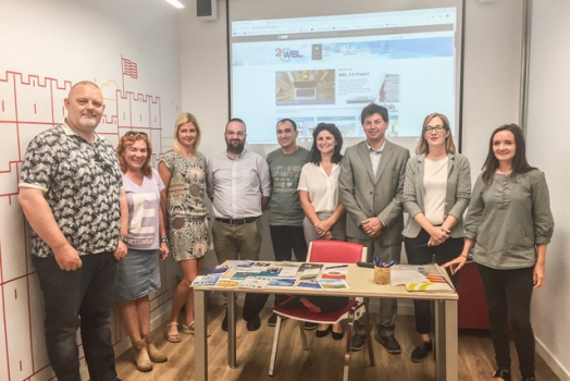 Final meeting of KA2 Erasmus+ Work Based Learning 2.0  – WBL 2.0.