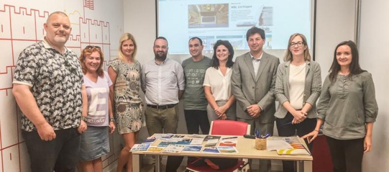 Final meeting of KA2 Erasmus+ Work Based Learning 2.0  – WBL 2.0.