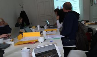 Third meeting of KA2 Erasmus+ RMT