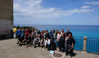 """Transnational Training in Tropea – """"In Dialogue With the Other"""""""