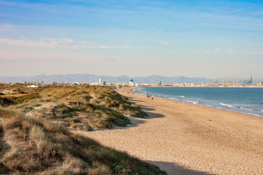 8 beaches from Valencia coast you cannot miss