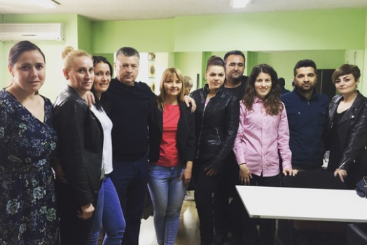 TRAINING SESSION UNDER KA2 ERASMUS+ OPEN – Opportunities in the puzzle of ethnic needs